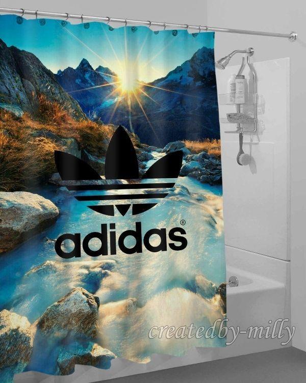 Adidas Beautiful Luxury Best Design High Quality Shower Curtain 60 x 72 Inch #Unbranded #Modern #New #Hot #Best #Custom #Design #Home #Decor #Bestseller #Movie #Sport #Music #Band #Disney #Katespade #Lilypulitzer #Coach #Adidas # Beauty #Harry #Bestselling #Kid #Art #Color #Brand #Branded #Trending #2017