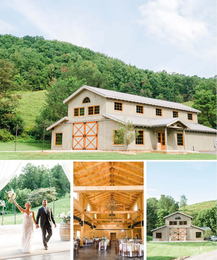 4 points farm Sevierville TN wedding venue - Nelya in 2020 ...