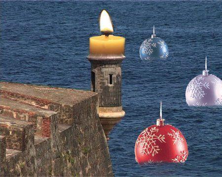 """Navidad en Puerto Rico 4:  """"Asalto"""" y Parranda Navideña en casa de un de..."""