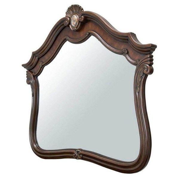 AICO Furniture - Bell Veneto Dresser Mirror - 9051060-202