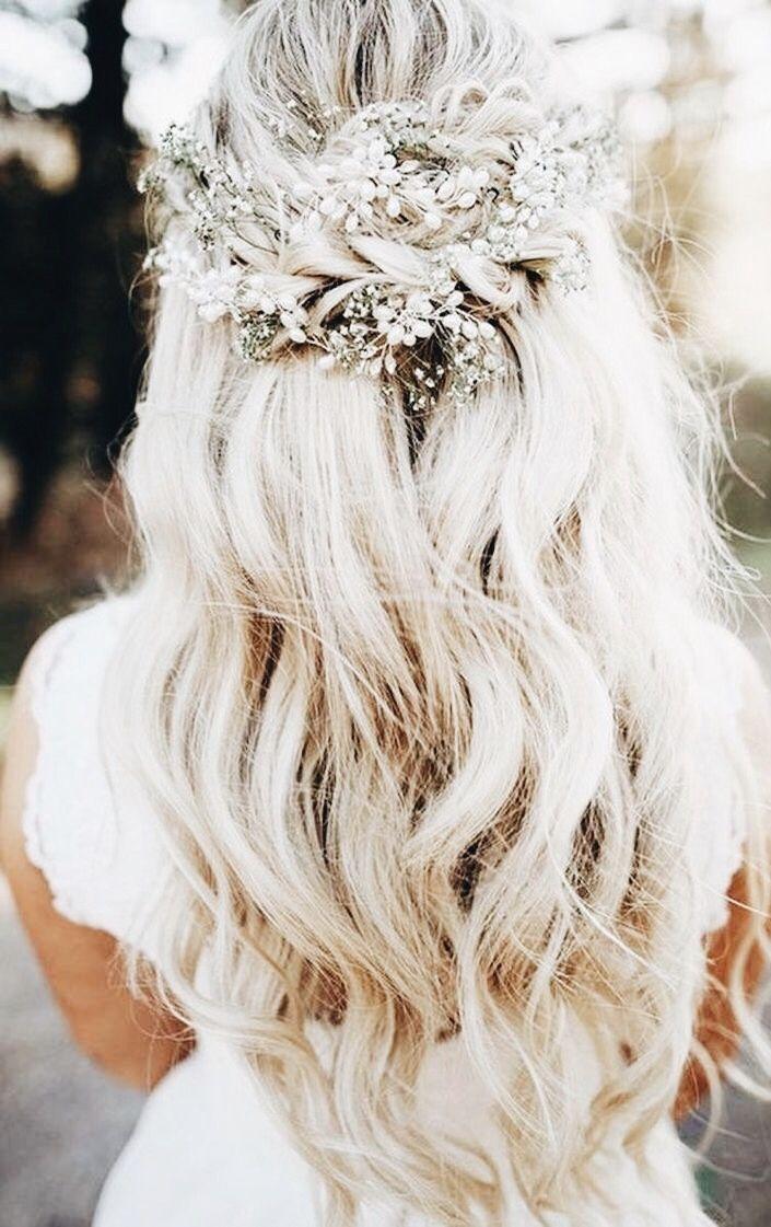 pinterest// @janekrogers13 #weddingideas | hair | bridal