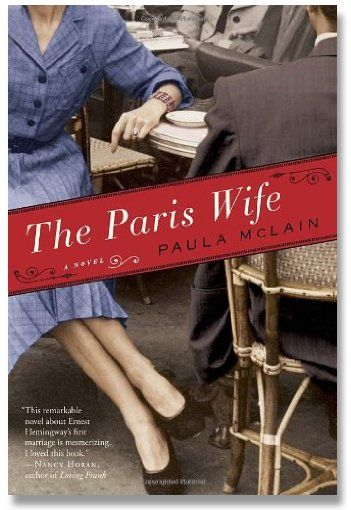 paris wife book cover This is the book that made me reread Hemingway. Find out why here: http://www.girlinthejitterbugdress.com/the-paris-wife-1920s-hemingways-hadley-book-review/