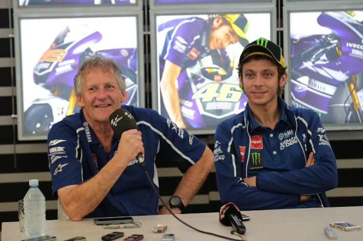 Valencia MotoGP: Rossi, Burgess discuss shock 2014 split