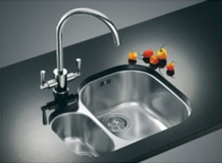 Cheap Franke Sinks : sink 1 5 bowl cpx160p compact undermount undermount sink franke ...