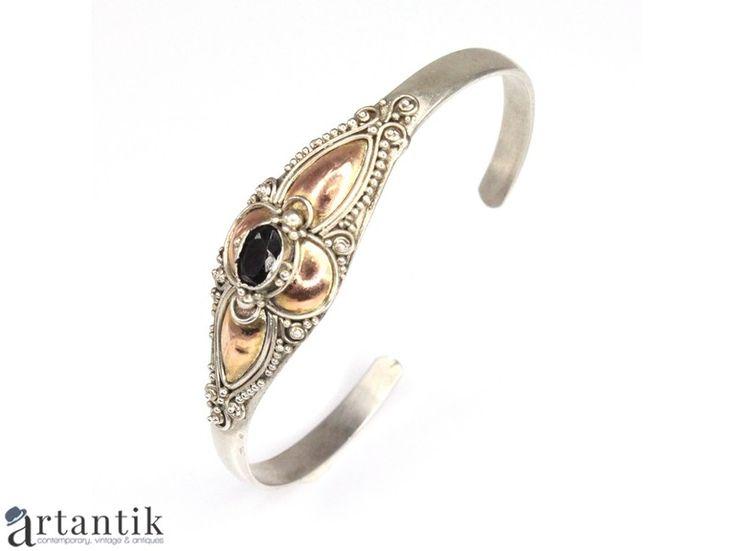 Veche brațară etnică, Peranakan, bijuterii etnice si tribale, Antique ethnic bracelet, Peranakan, ethnic and tribal jewelry