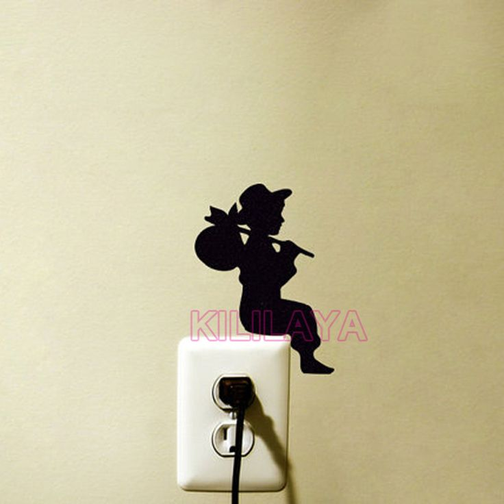 49 best Wall Sticker for Powerpoints & Light Switches images on ...