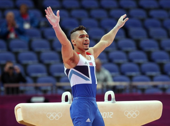 Louis Smith - Olympics Day 1 - Gymnastics team Great Britain