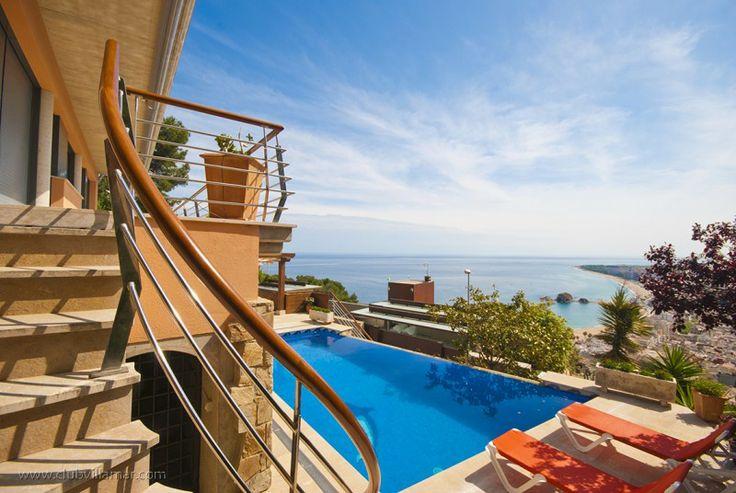 Villa Mozart, Blanes, Costa Brava