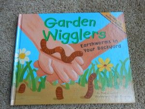 W is for Worm theme ideas and book suggestions