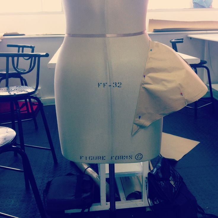 ..and it works! #fashiondesign #liveeco #avantgardedress