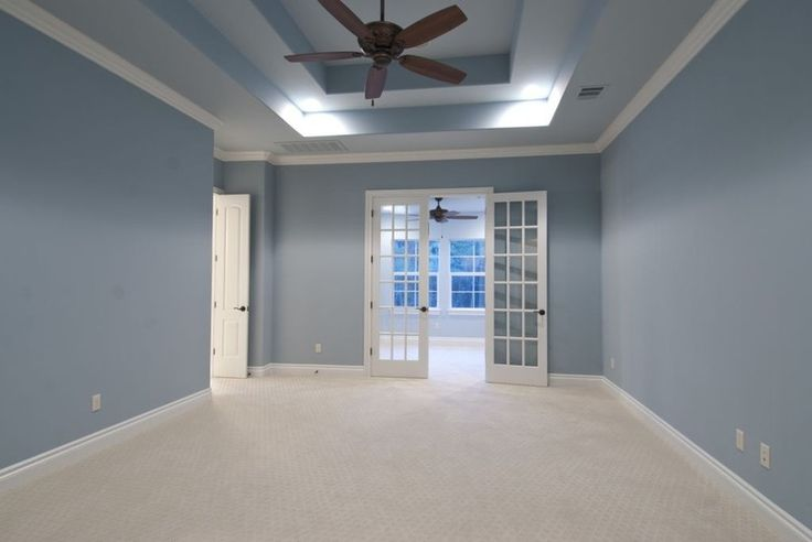 The Color Is Actually Sherwin Williams 6226 Languid Blue Ps The Ceiling Is Sw 6225 Sleepy Blue