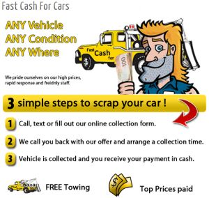 cash for cars removal Perth