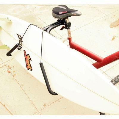 1000 id es propos de porte planche de surf sur - Fabriquer porte velo ...