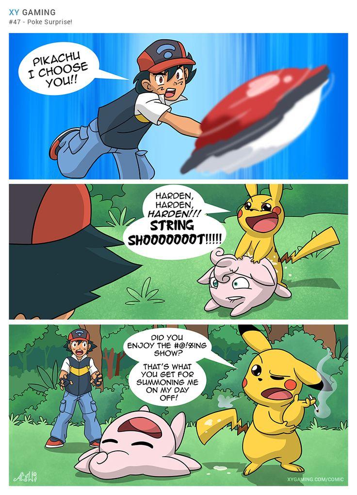 comic porno de pokemon