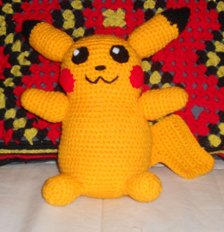 Pikachu 20 cm de alto