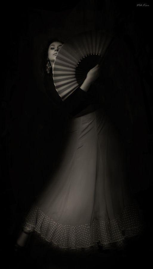Flamenco, by Viktor Korostynski