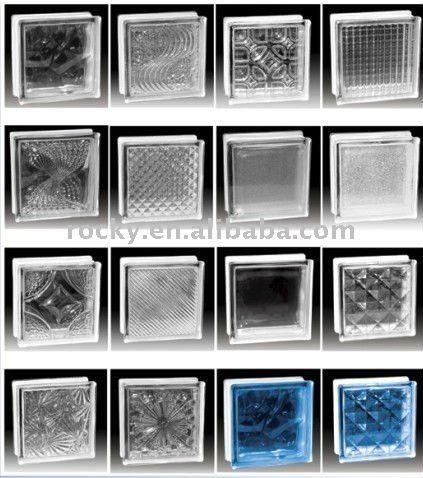 Glass Block Prices | Vender 190*190*80mm bloco de vidro preço baixo-Tijolos-ID do produto ...
