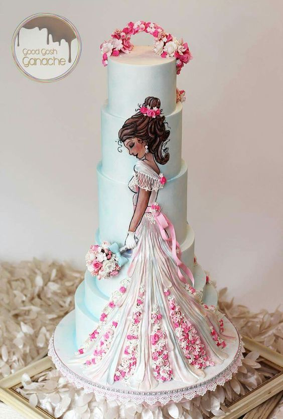 Fondant Cakes In Pearland Tx