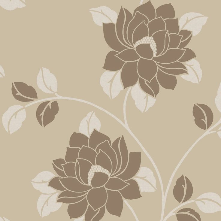 Best Wallpaper Images On Pinterest Wallpaper Wallpaper - Brown and cream wallpaper