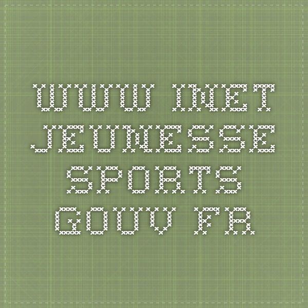 www.inet.jeunesse-sports.gouv.fr