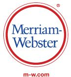 Merriam-Webster provides a free online dictionary, thesaurus, audio pronunciations, Word of the Day, word games, and other English language resources