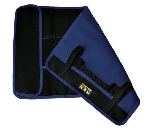 KLOUD City  Blue Nylon MultiPurpose 22Pocket Socket Tool Roll Pouch  Bag  Carrier for Sets plus KLOUD City cleaning cloth Color Blue Model *** Check out the image by visiting the gardening link.