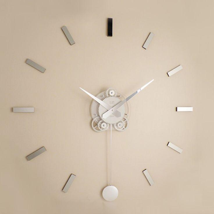 Horloge murale Baba Pendulum