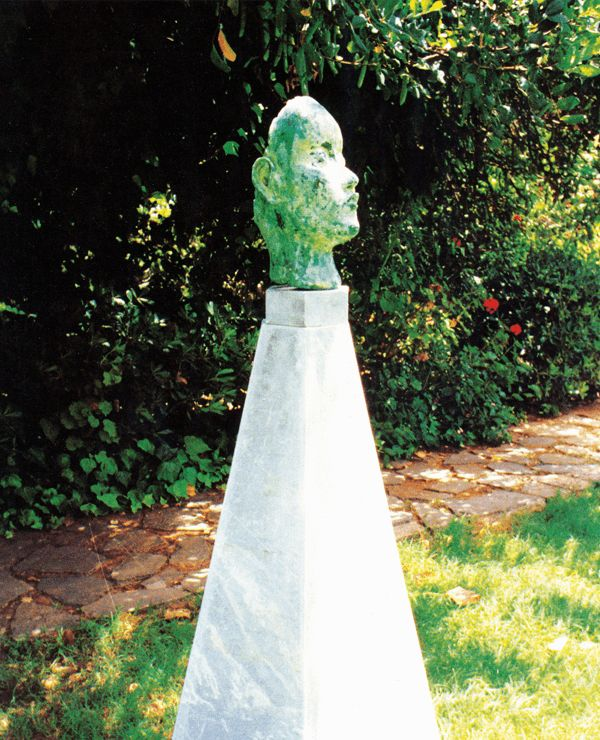 "VU YANNICK, ""Maima No. 5"", 1987, New installation"