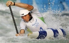 London 2012 Olympics: David Florence the canoeing machine