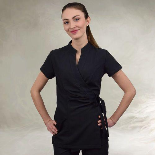 berufsbekleidung spa und wellness kasack, spa wellness fashion