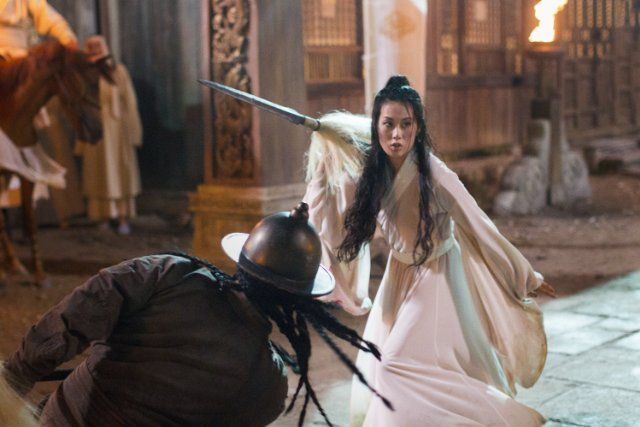 Still of Olivia Cheng in Marco Polo (2014)