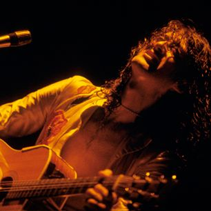 Jimmy Page Guitar Solo Live