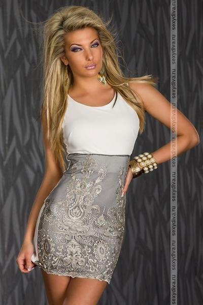 Китайские узоры на платье