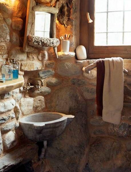 Stone Mountain House Retreat By Dimitri Philippitzis