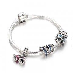 Das Glück klingelt 925 Sterling Silber Armband (SKU: CXL049) 86,95 € Marken SOUFEEL Farbe Blau, Pink Gewicht 21.88 Material 925 Sterling Silber From:http://www.soufeel.de/the-pursuit-of-happiness-charm-bracelet-925-sterling-silver.html