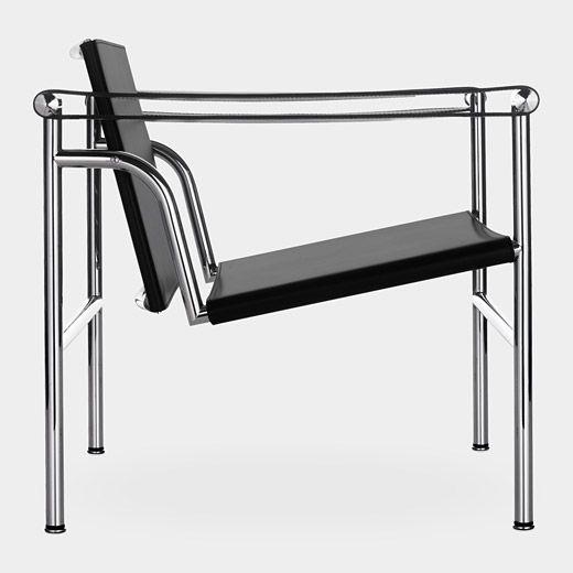 LC-1 par Le Corbusier, Pierre Jeanneret, Charlotte Perriand, 1928