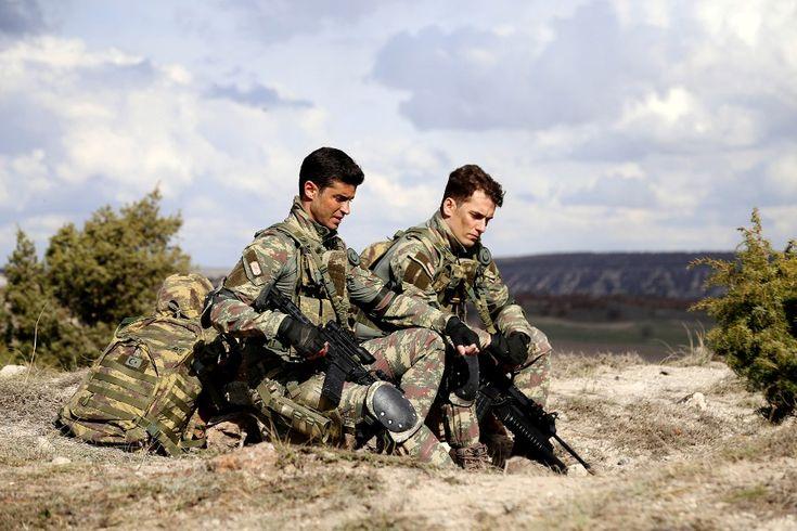 FOX'un yeni dizisi Savaşçı'nın hazırlıkları son hız devam ediyor
