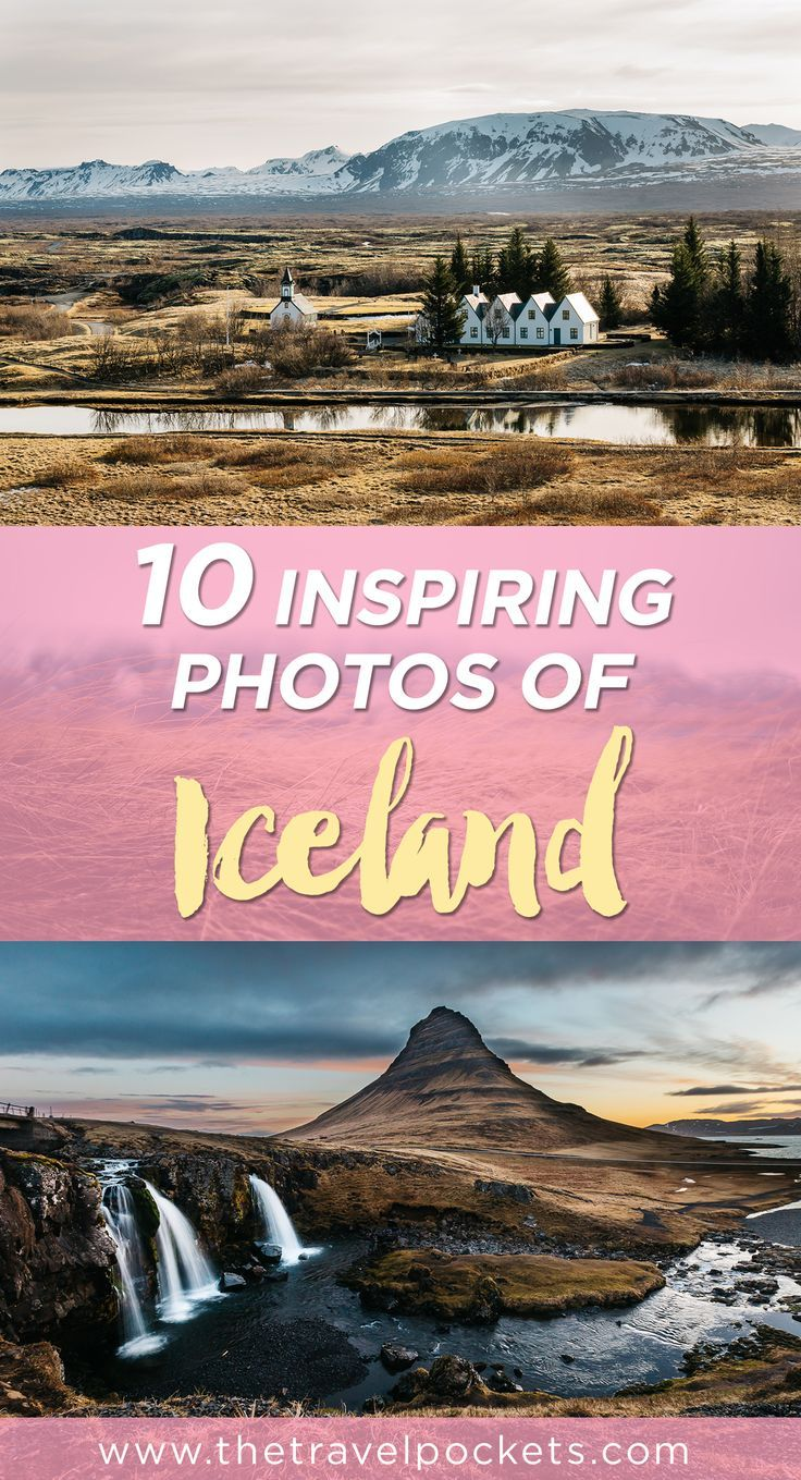 10 gorgeous photos of Iceland we took on our road trip around the country.