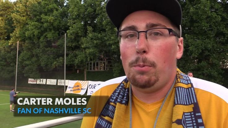 Watch: Nashville SC fans say city is ready for MLS team