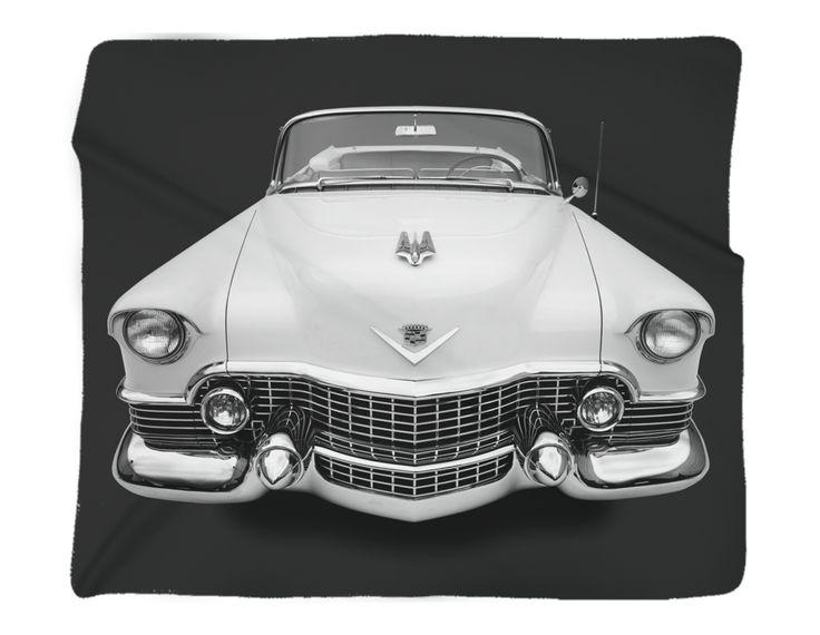 """1954 Cadillac Eldorado Photo Blanket / Wall Banner 50 x 60"""" or 60 x 80 – GMPhotoGifts.com"""