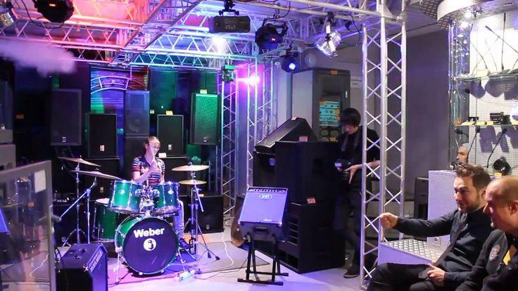 It's my life, drum cover, Ксения Кожевникова, Центр Искусств Артис
