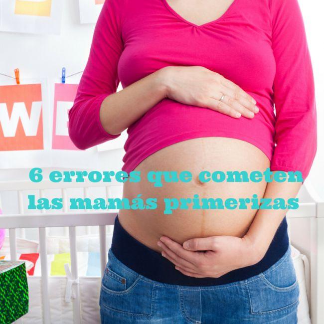6 errores que cometen las mamás primerizas   Blog de BabyCenter