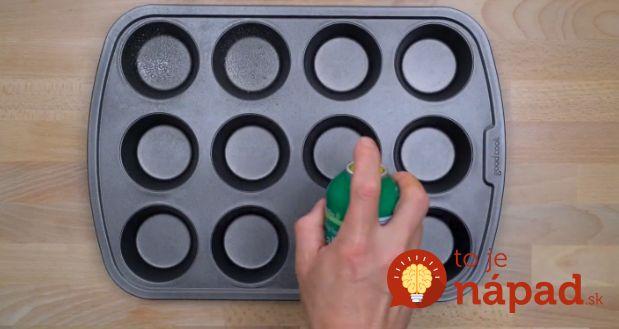 Perfetkný tip ako pripraviť zemiaky vo forme na muffiny. Toto si zamilujete!