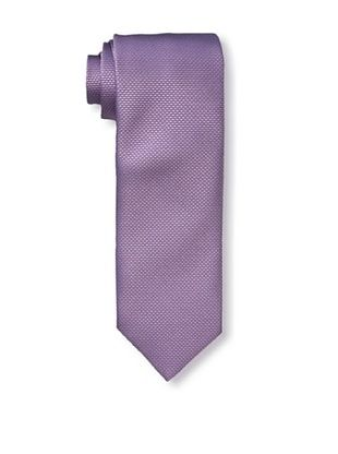 61% OFF Massimo Bizzocchi Men's Micro Pattern Tie, Pink