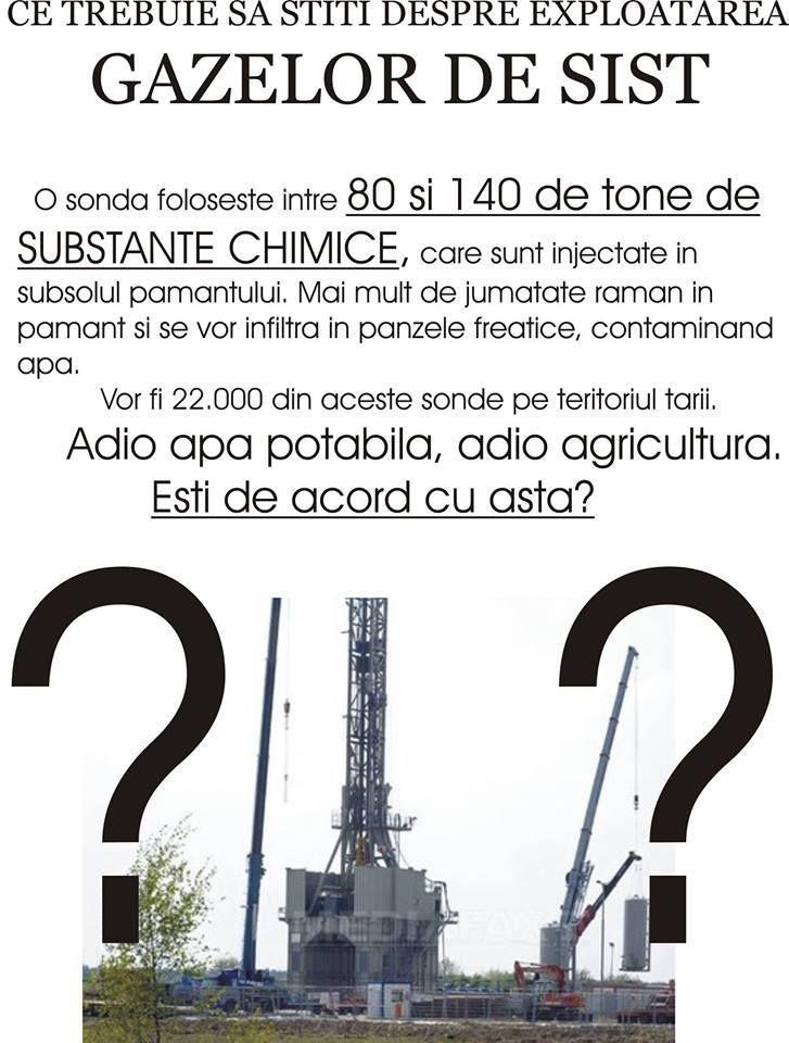Shale gas dangers