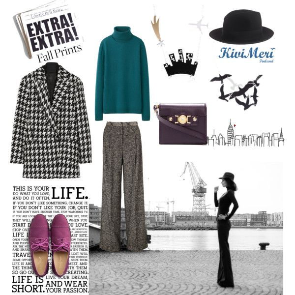 """""""Morning in the City"""" by kivimeri on Polyvore"""