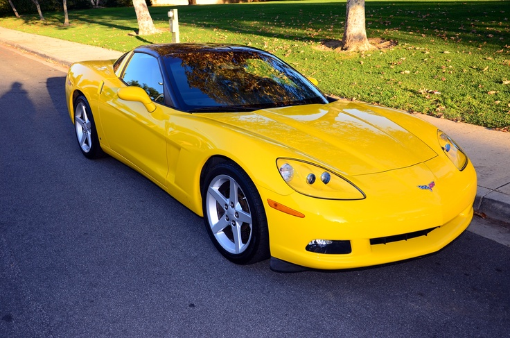 2006 Corvette C6 Z51 for Sale