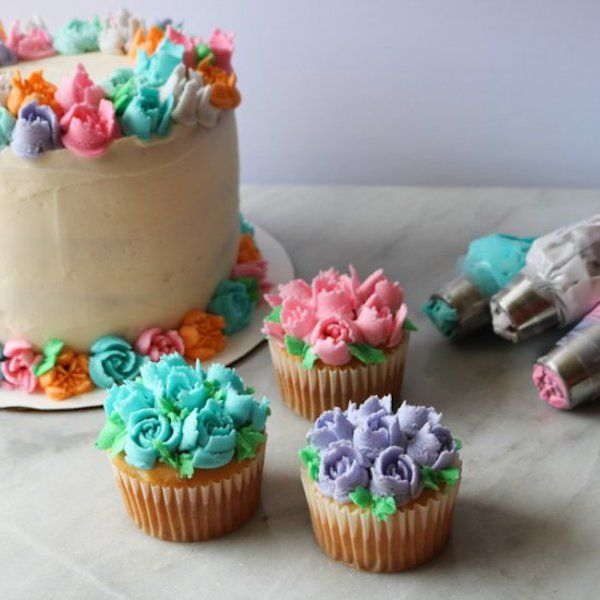 Cake Decorating Russian Tips : 17 Best images about Russian Piping Tips & Cake Decorating Guide on Pinterest Pastries, Tulip ...