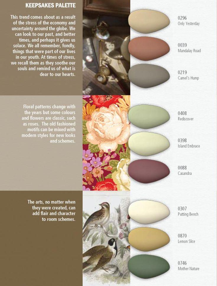 2013 Color Palettes | Hallman Lindsay