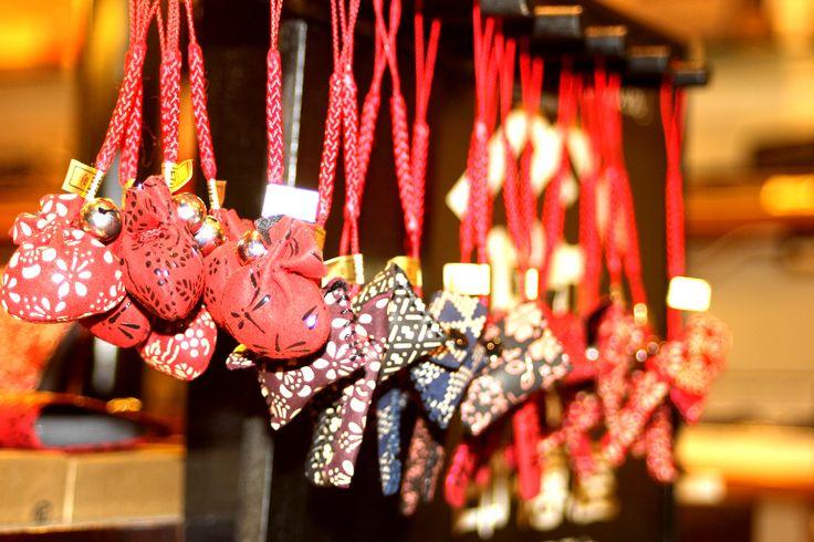Inden Mini purse/印伝ミニ巾着
